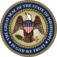 Seal state of mississippi